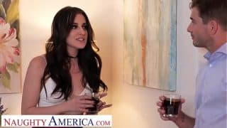 Naughty America – Aubree Valentine gets railed by her friend's husband